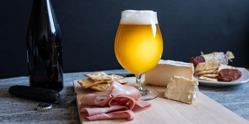 Cheese/Meat and Beer Pairing