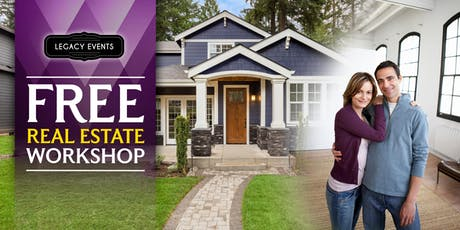 Free Real Estate Workshop Coming to Jamaica NY on December 18th tickets