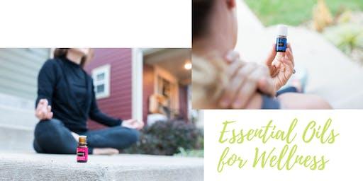 Essential Oils for Wellness