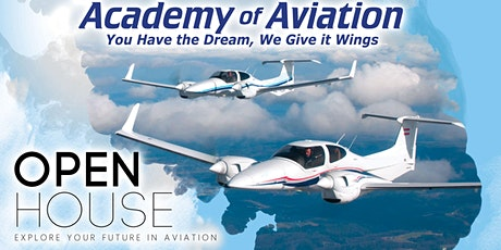 Academy of Aviation Open House tickets