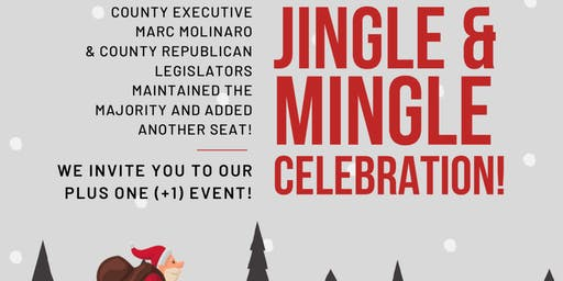 Jingle and Mingle Celebration!