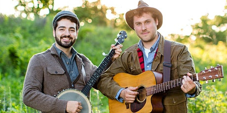 Patchwork Series: The Okee Dokee Brothers (11am) tickets