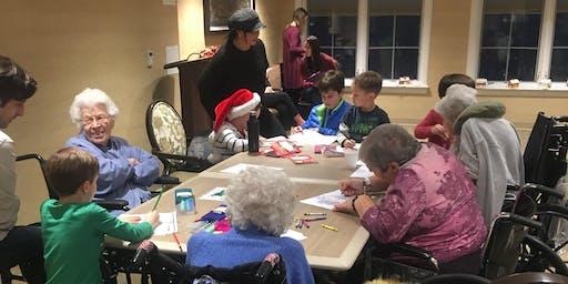 Holiday BINGO with Seniors