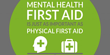 Adult Mental Health First Aid - 2 Day Course tickets