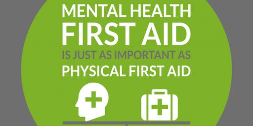 Adult Mental Health First Aid - 2 Day Course