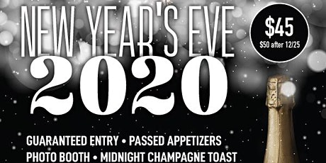 Go Out In Style: New Year's Eve at Old Town Pour House tickets