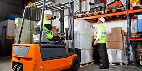 MONCTON - FORKLIFT OPERATOR SAFETY TRAINING ($175+ TAX) tickets