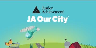 Junior Achievement Volunteer Education Day