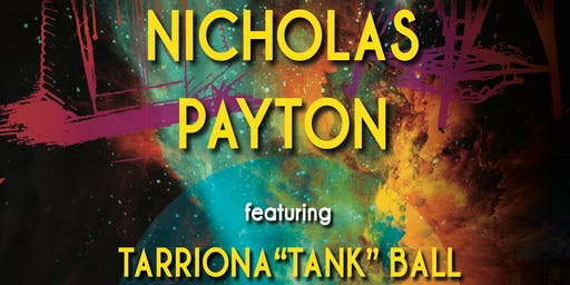 "#PHYLLISDILLA: Nicholas Payton & Tarriona ""Tank"" Ball 6PM SHOW"