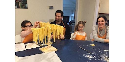 Pasta making class (03-08-2020 starts at 11:00 AM)