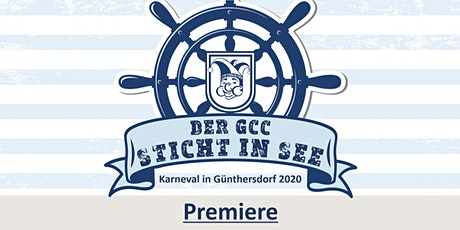 DER GCC STICHT IN SEE - Premiere Tickets