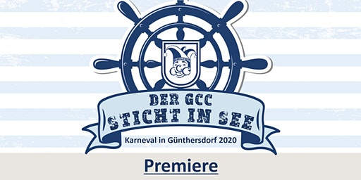 DER GCC STICHT IN SEE - Premiere