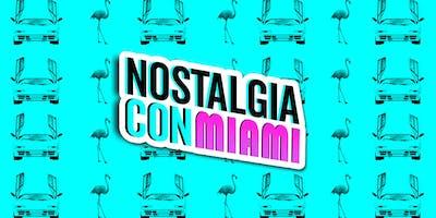 NostalgiaCon Miami 2020