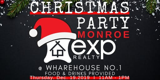 Monroe eXp Christmas Party - 2019