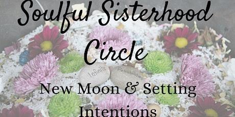 New Moon Soulful Sisterhood Circle tickets