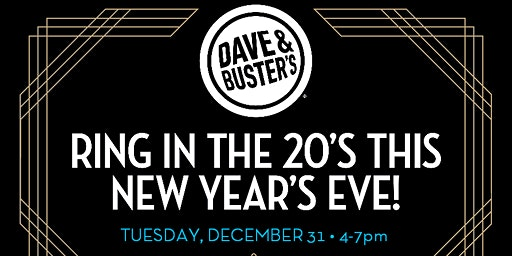 D&B Philadelphia Family New Year's Eve Party 2020