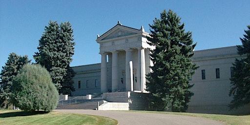 Fairmount Community Mausoleum history tour