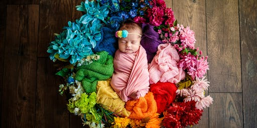 J Amado Photography: In Studio Newborn Photo Shoot Event