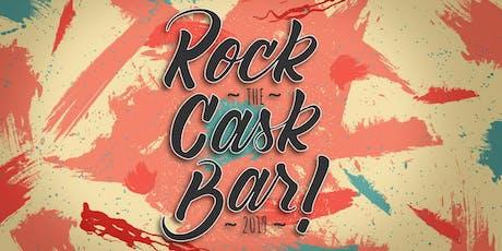 Rock The Cask-Bar 2019 tickets