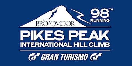 2020 Pikes Peak International Hill Climb - Race Day tickets