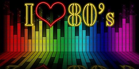 80's Hairbands Music Bingo tickets