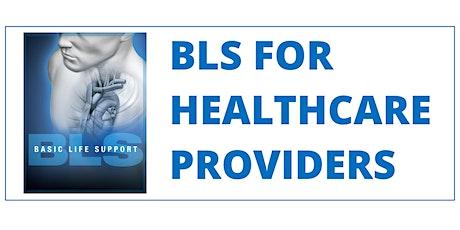 BLS Provider CPR tickets