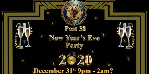 Dundalk American Legion New Year's Eve Party