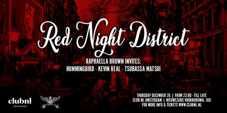 Red Night District tickets