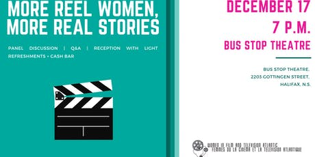 More Reel Women, More Real Stories tickets