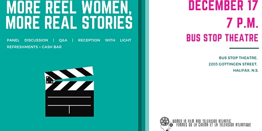 More Reel Women, More Real Stories