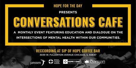 Conversations Cafe: Hope For The Holidays tickets
