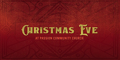 PCC Christmas Eve Services - 2019 tickets