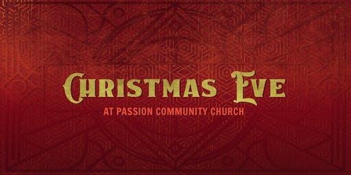 PCC Christmas Eve Services - 2019