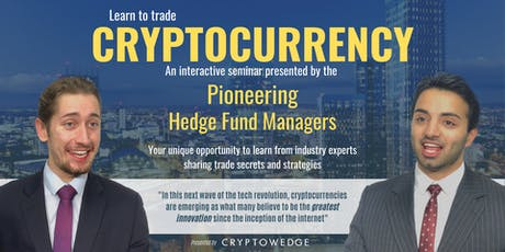 Learn To Trade Cryptocurrency tickets