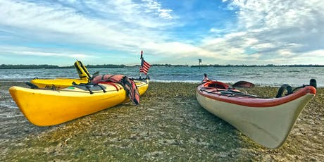 Bay Wise Paddle Tour of Blind Pass and Little Sarasota Bay tickets