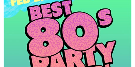 The Best 80s Party Ever! (So Far) w/ Nite Wave + Tiffany tickets
