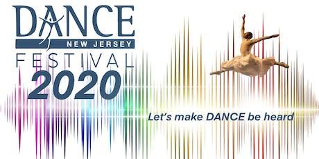 Dance New Jersey Festival 2020 Show Up & Dance tickets