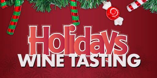 Free Wine Tasting | Ramsey