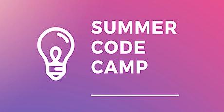 Christchurch Summer Code Camp tickets
