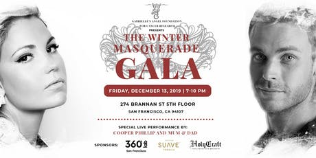 Gabrielle's Angel Foundation The Winter Masquerade Gala SF Series tickets