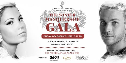 Gabrielle's Angel Foundation The Winter Masquerade Gala SF Series