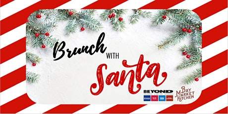 Brunch Buffet with Santa tickets