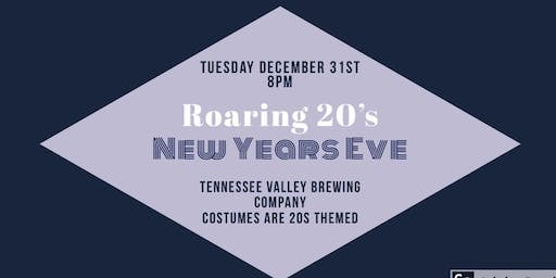 Roaring 20s NYE Party @ Tennessee Valley Brewing
