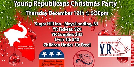 Young Republicans Christmas Party tickets