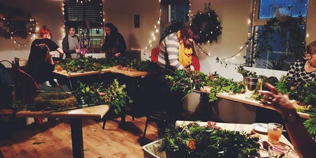 Foraged Festive Wreath Making with Cindy tickets