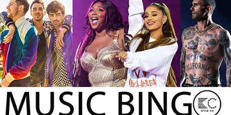 Current Hits Music Bingo tickets