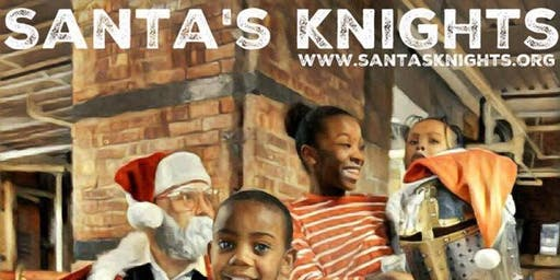 Santa's Knights Charity Event!