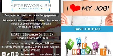 AfterWork RH Besançon: le désengagement des salariés tickets