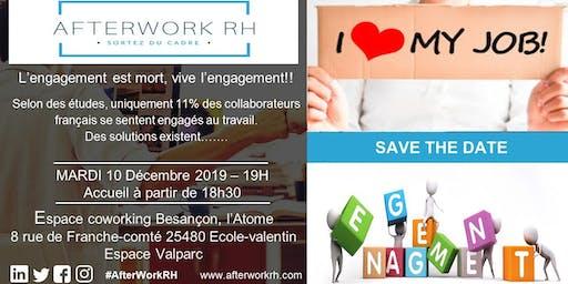 AfterWork RH Besançon: le désengagement des salariés