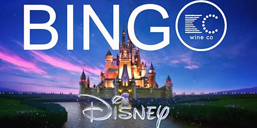 Disney Music Bingo